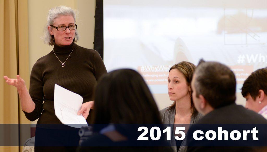 2015 cohort